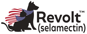 Revolt selamectin - Monthly all in one topical